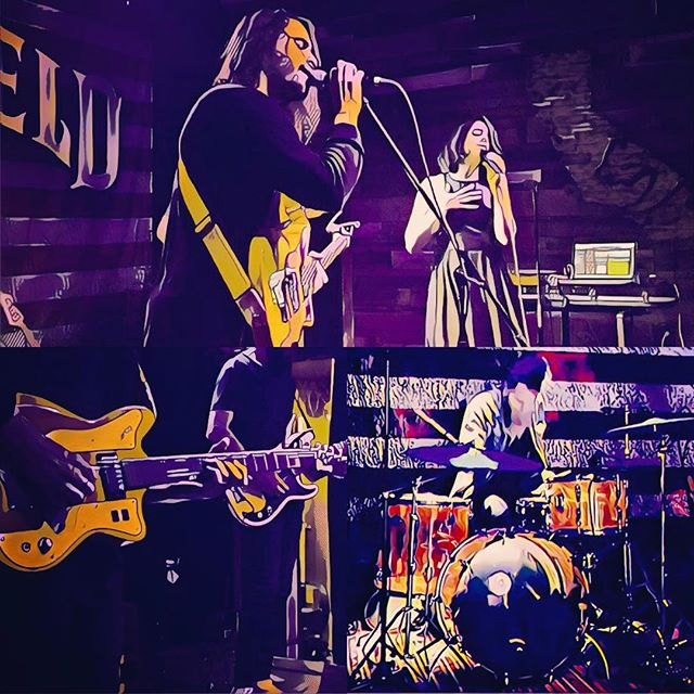 Photo collage of our show at @goldfield1849 last night.  Thank you very much to all of you who made it out!!! You are super special to us.  See you guys at @cipsacramento on July 14th!  We will be debuting NEW MATERIAL at that performance so make sure you make it out! ❤️🎶 Photo Credt @codarunner and @iraisaudio  #band #prisma #duo #livemusic #dreampop #indie #artist #indierock #indiemusic #indieartist #sacramentomusic