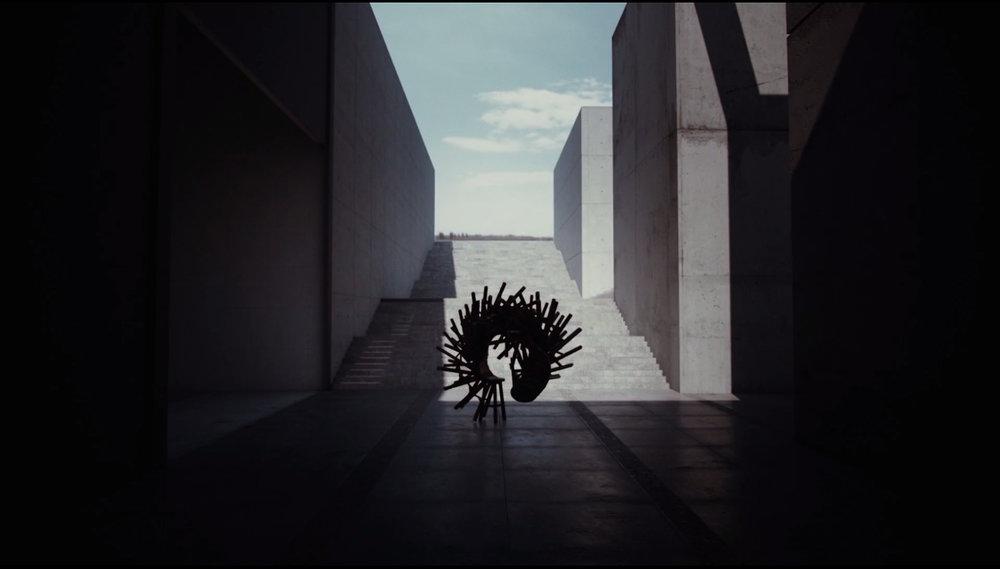 Fotoexterior - Al enfocar el exterior el interior se ve completamente negro.