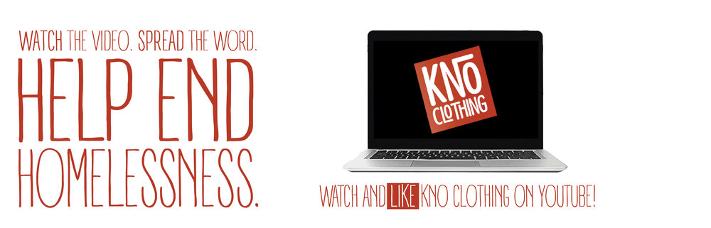 KNO Clothing Competition Advertisement