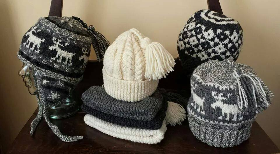 Our Story Spindrift Handknits