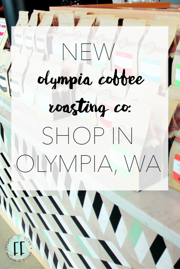 Olympia Coffee Roasting Co. Shop in Olympia, Washington