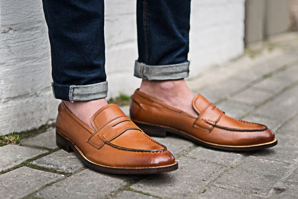 Beckett Simon Loafers for Men
