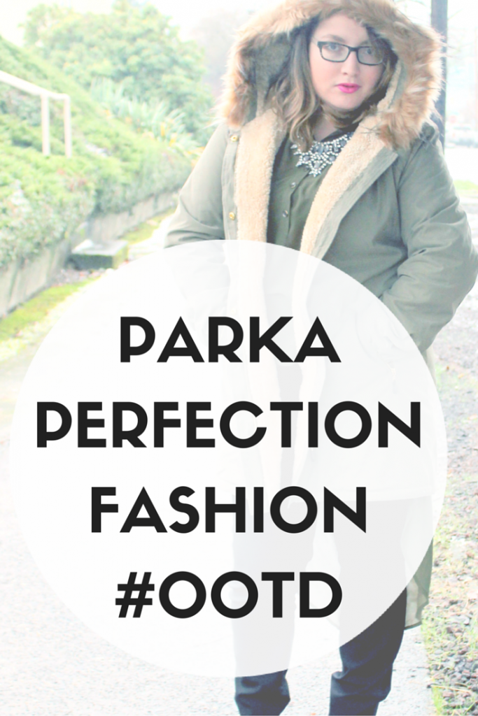 Parka Perfection Fashion Look 1