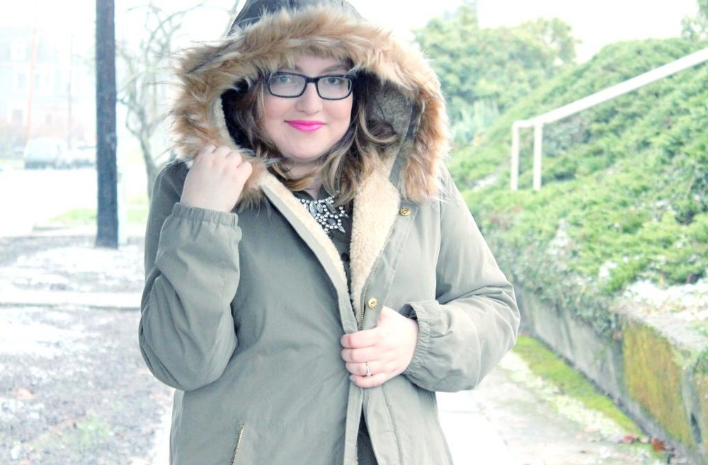Parka Perfection Fashion OOTD 1