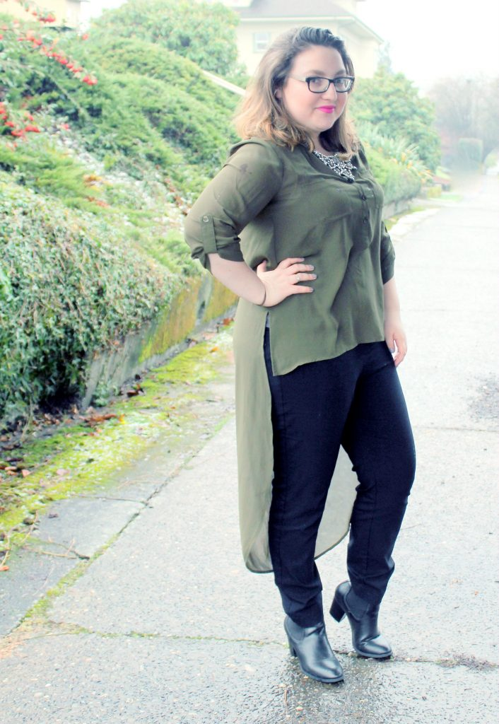 Parka Perfection Fashion OOTD 2