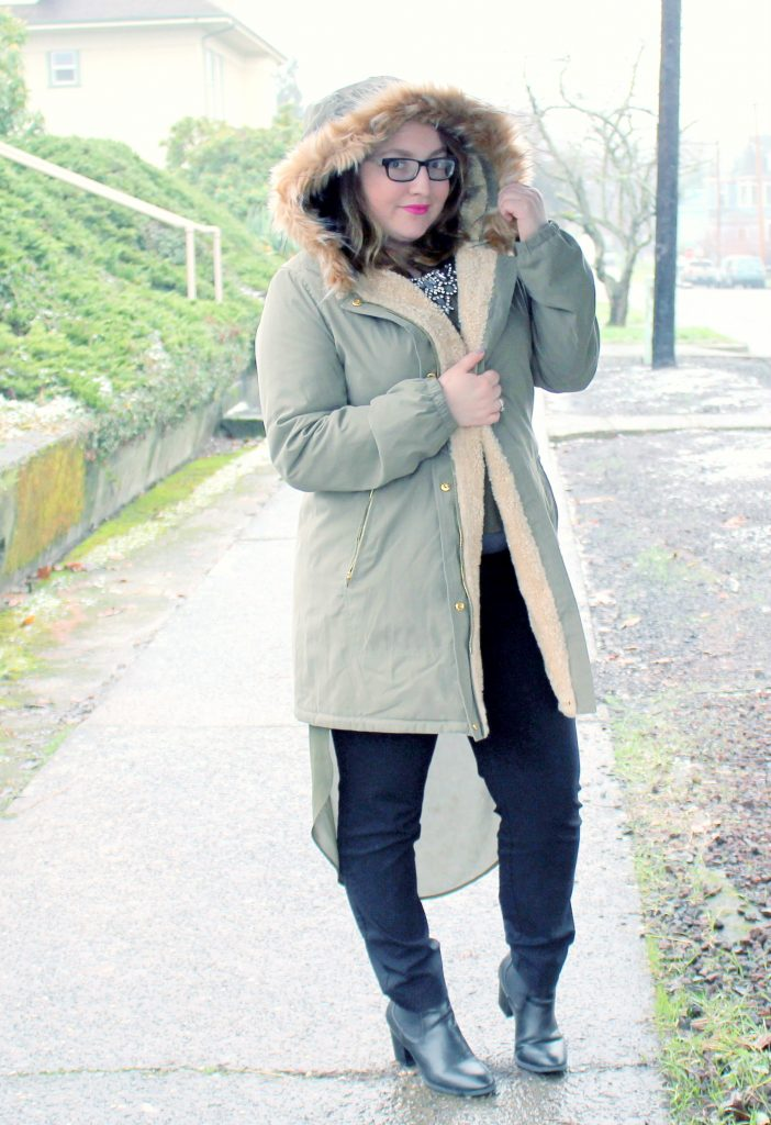 Parka Perfection Fashion OOTD 3