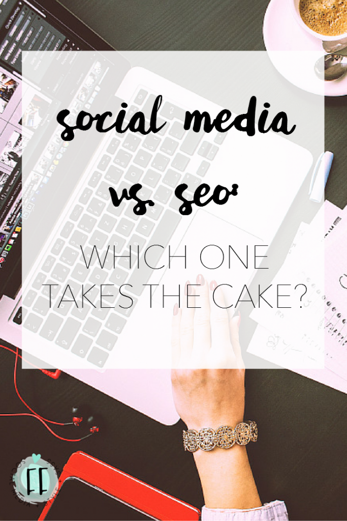 Social Media vs. SEO - Which One Takes the Cake