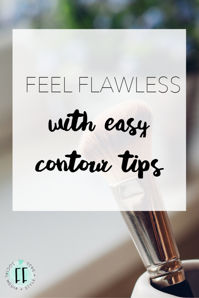 Feel Flawless with Easy Contour Tips