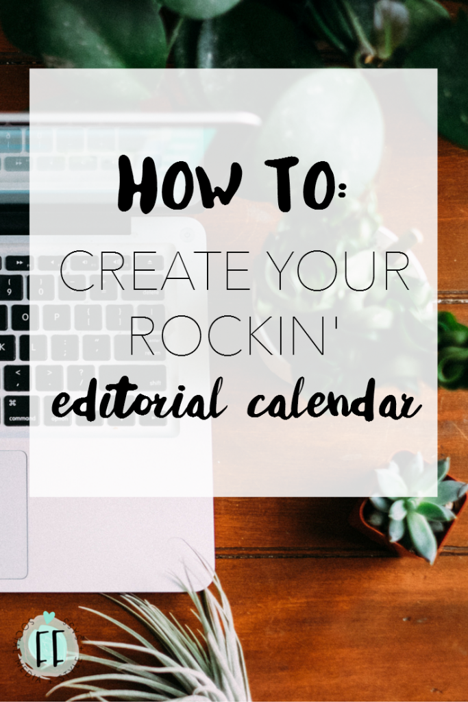 Top 5 Ingredients for a Rockin' Editorial Calendar