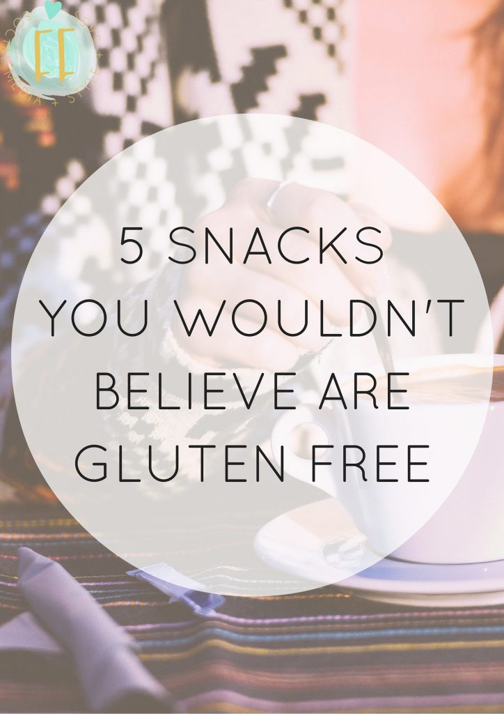 5 snacks you wouldnt believe are gluten free