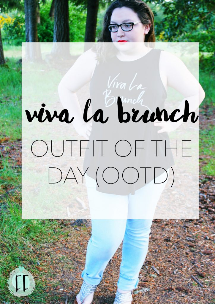 Viva La Brunch Outfit of the Day