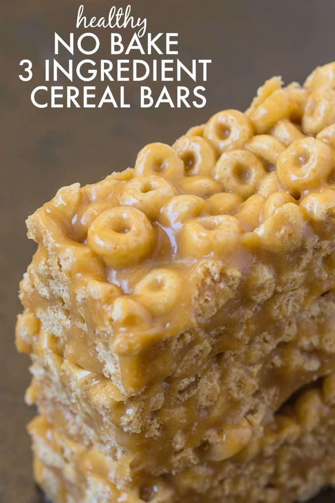 gf cereal bars