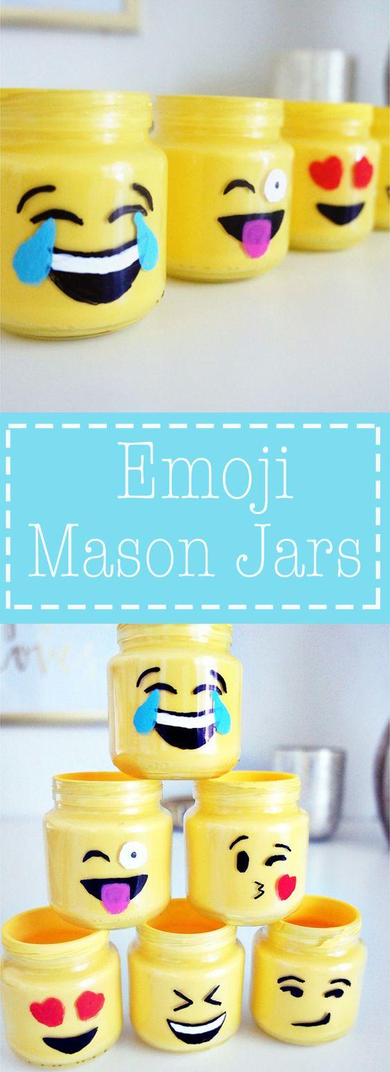 emoji masn jars