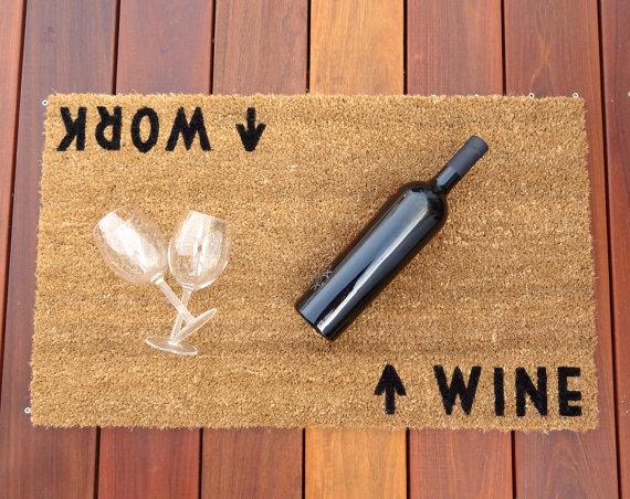 work wine