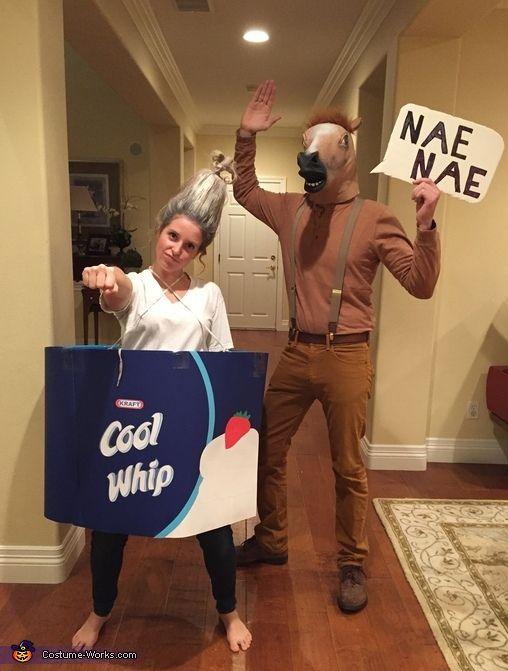 WATCH ME WHIP WATCH ME NAE NAE  sc 1 st  Fashionably Frank & 13 Cute and Creative Halloween Costume Ideas u2014 Fashionably Frank ...