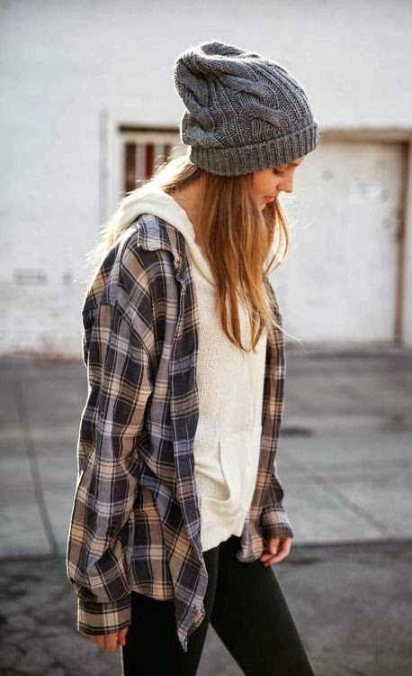 loose beanie hat