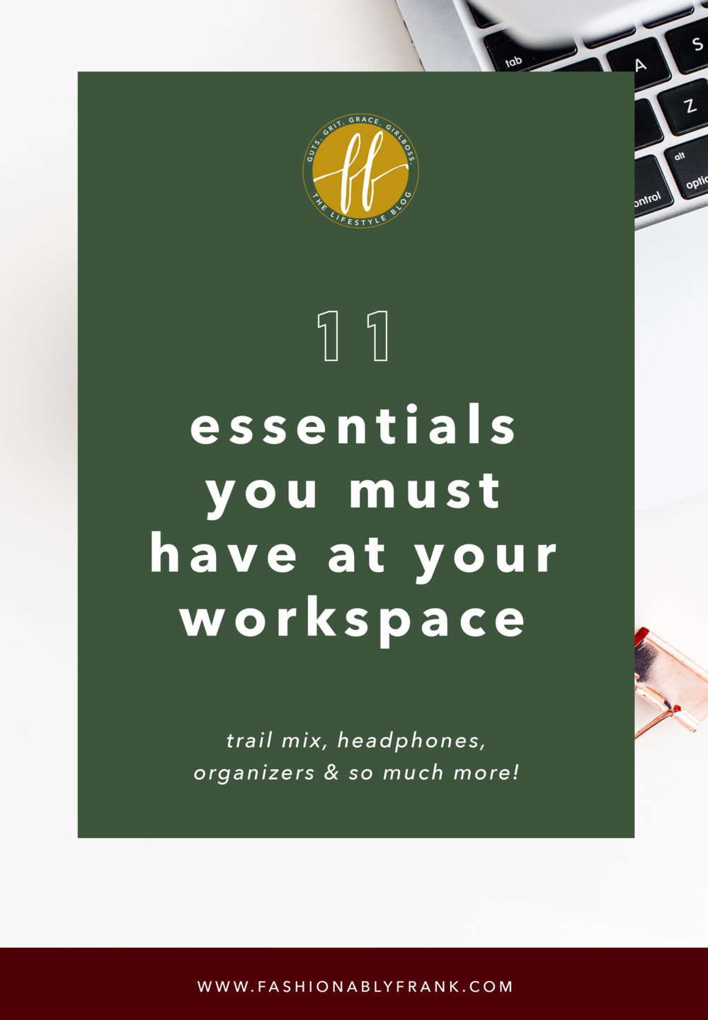 Things You Must Have at Your Workspace