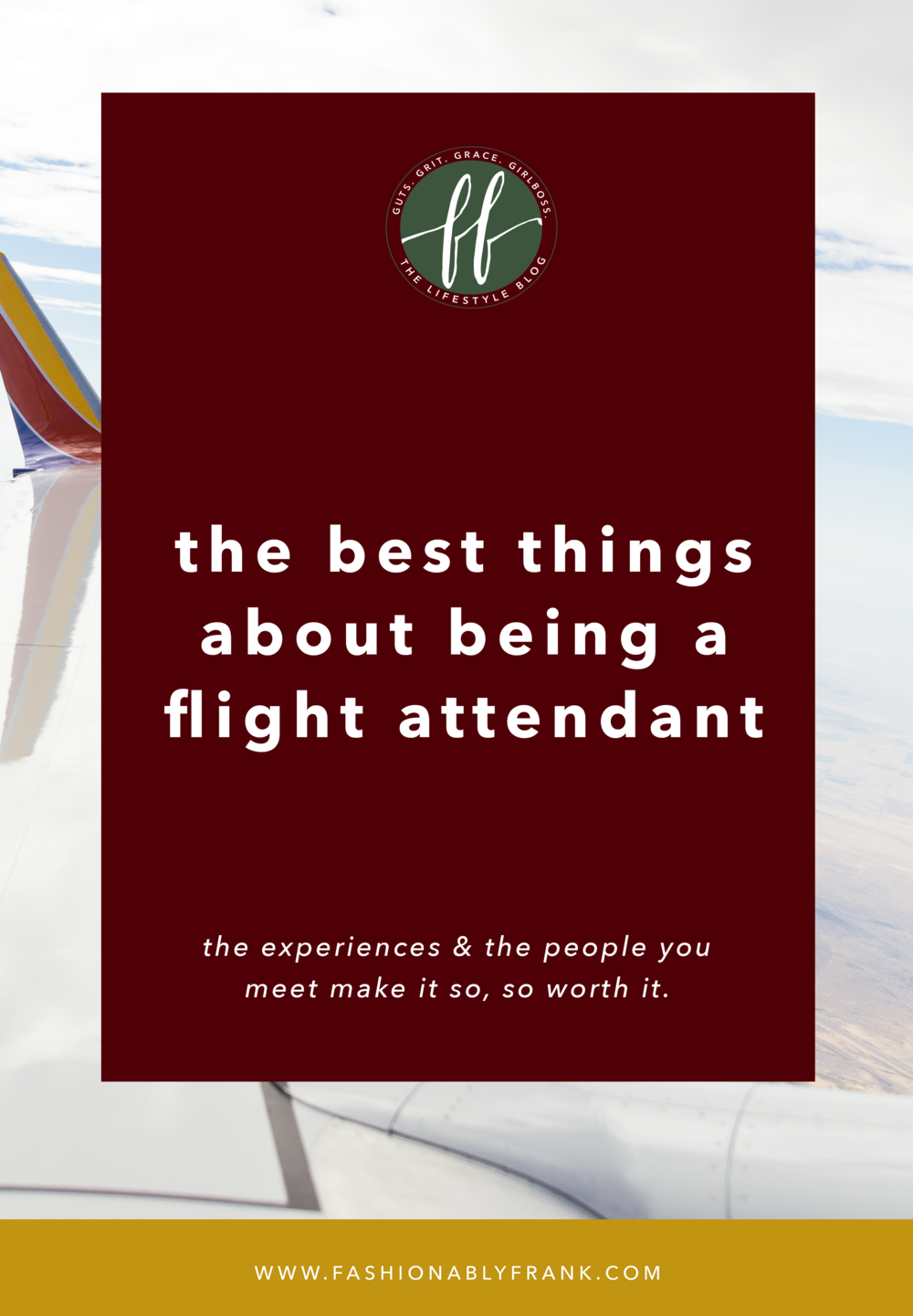 The Best Parts of Being a Flight Attendant