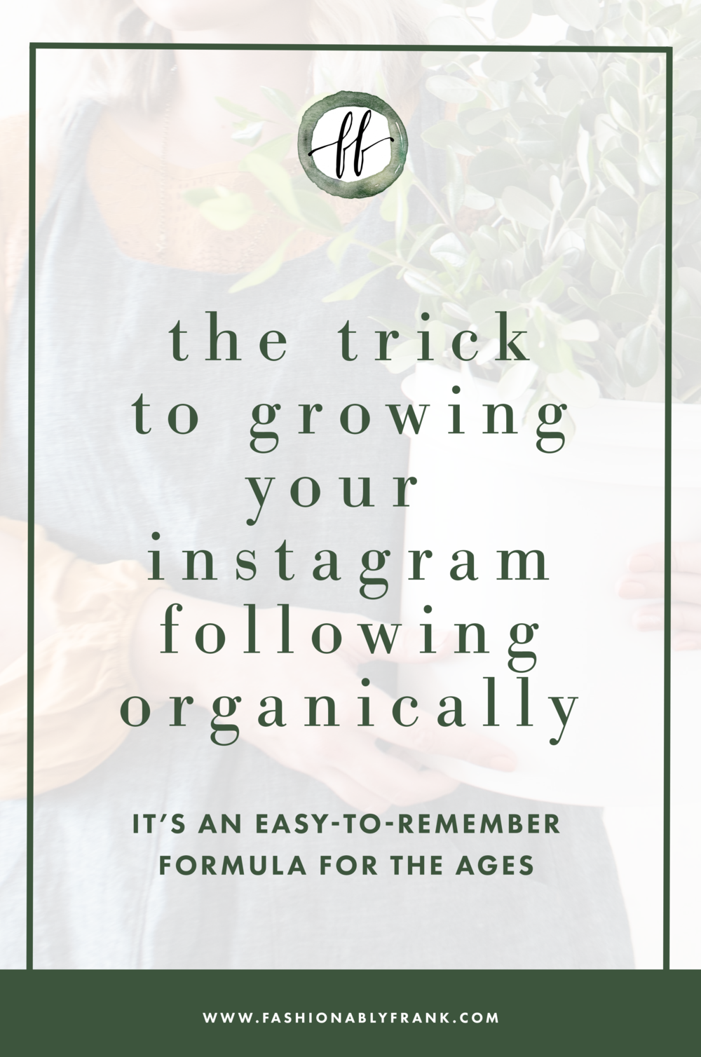 Growing Your Instagram Following Organically