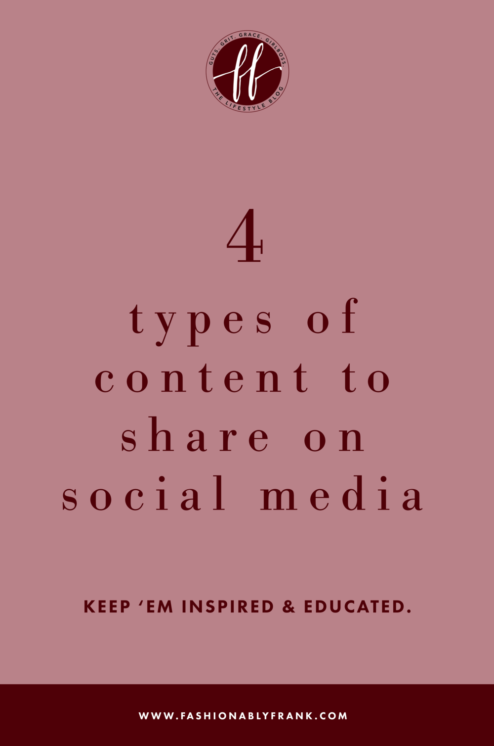 Types of Content to Share on Social Media