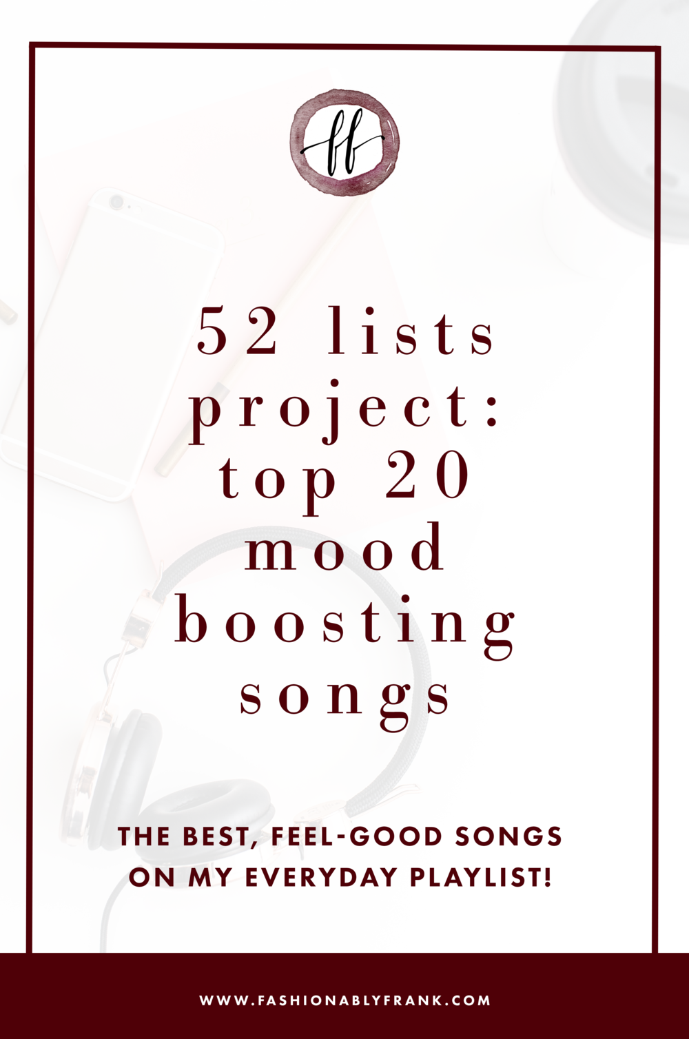 Top 20 Mood-Boosting Songs