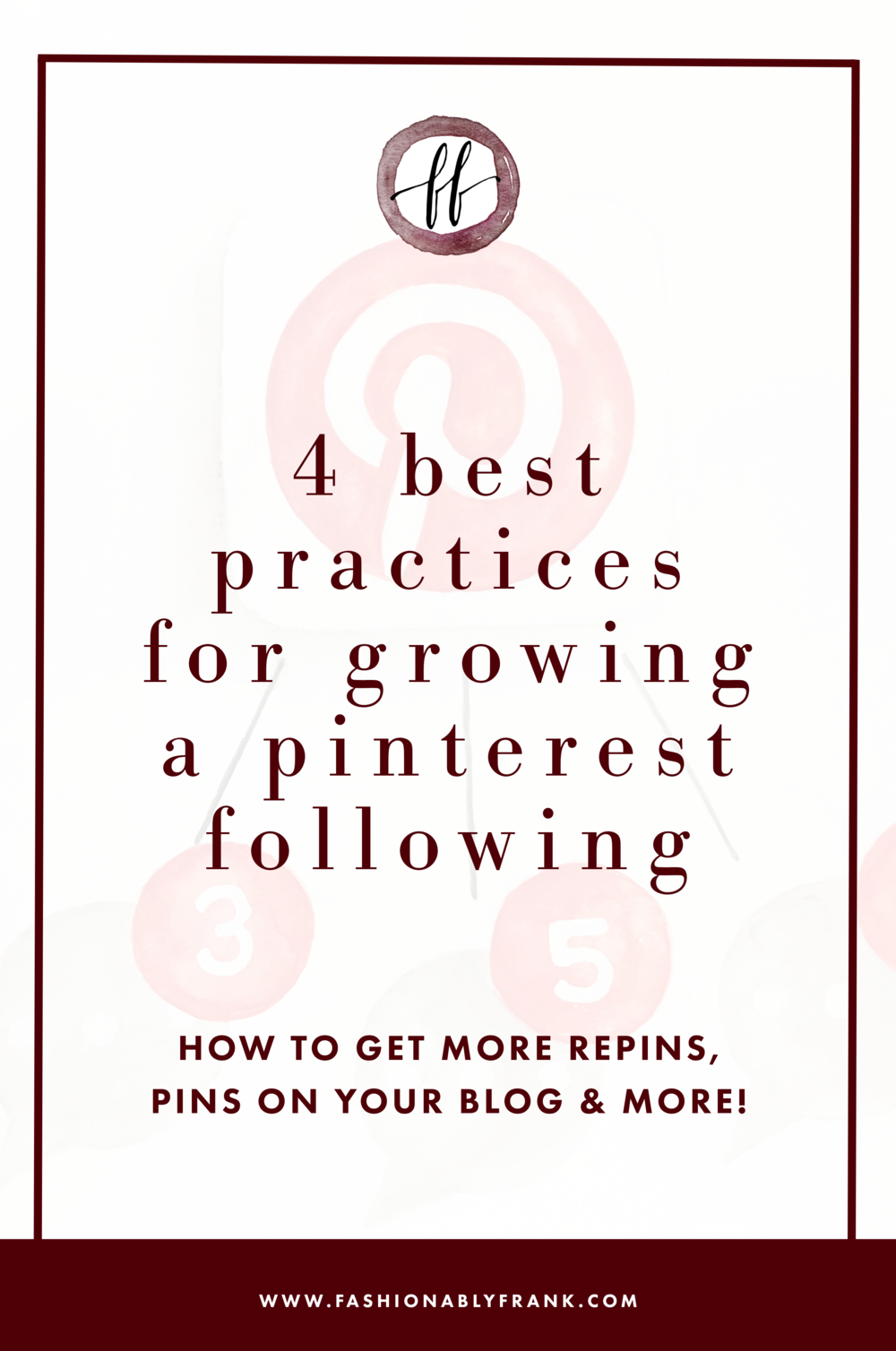 Growing a Pinterest Following