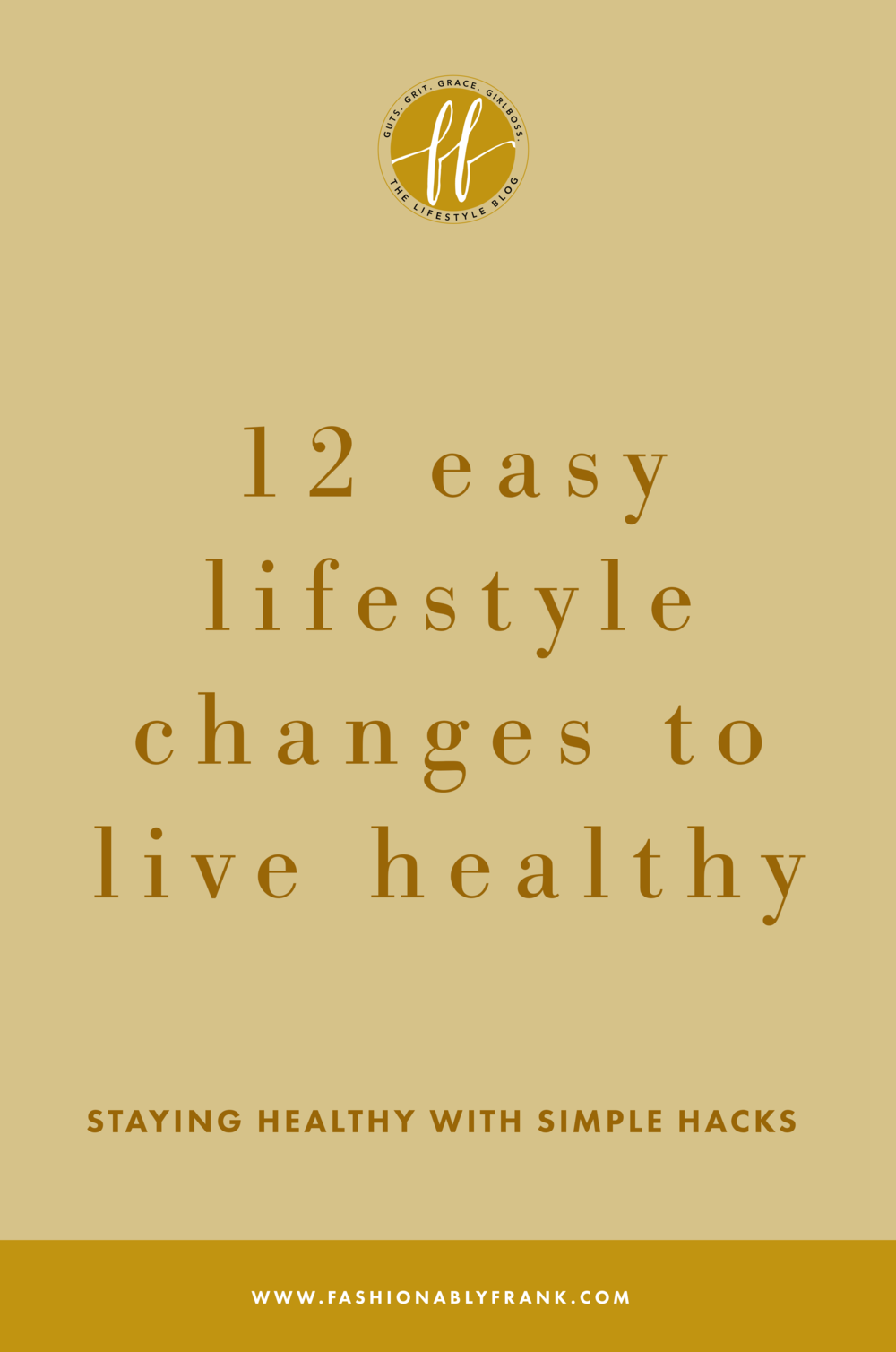 Easy Lifestyle Changes to Lead a Healthier Life