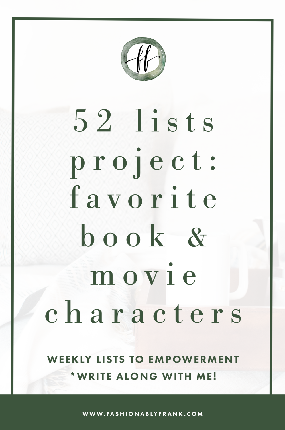 Favorite Characters from Books and Movies