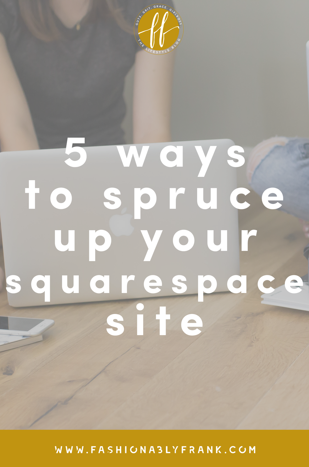 Spruce Up Your Squarespace Site