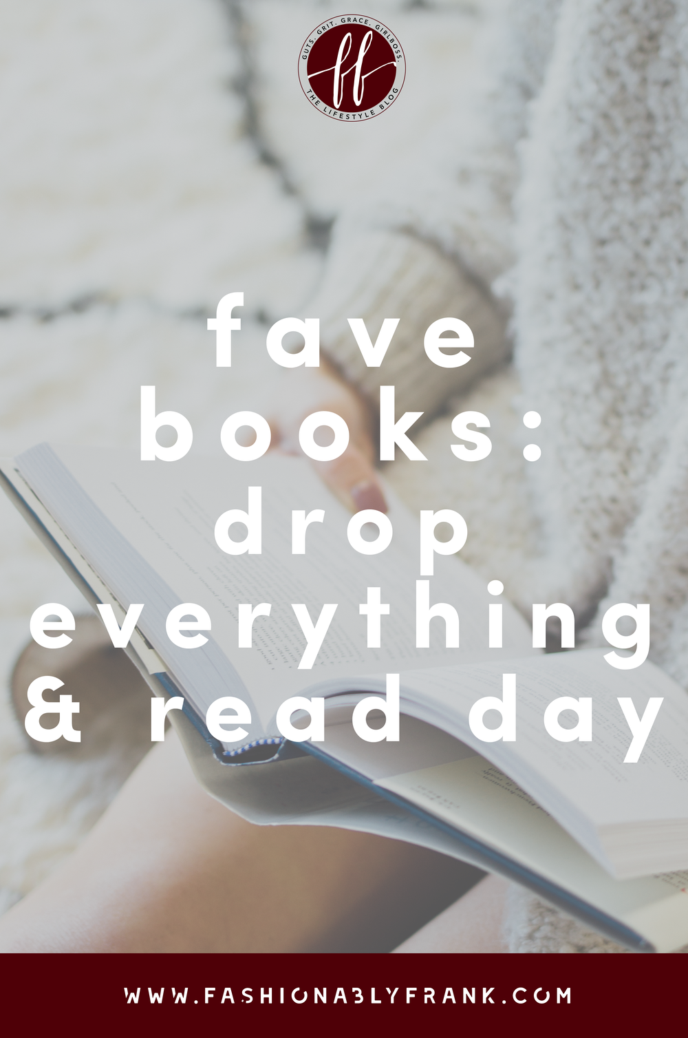 Drop Everything & Read Day