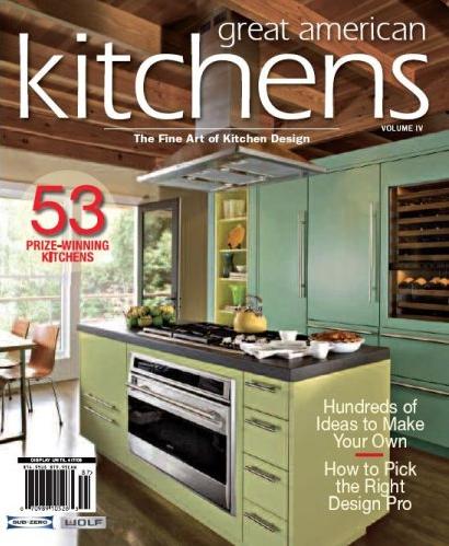 Great American Kitchens   Volume IV  2008