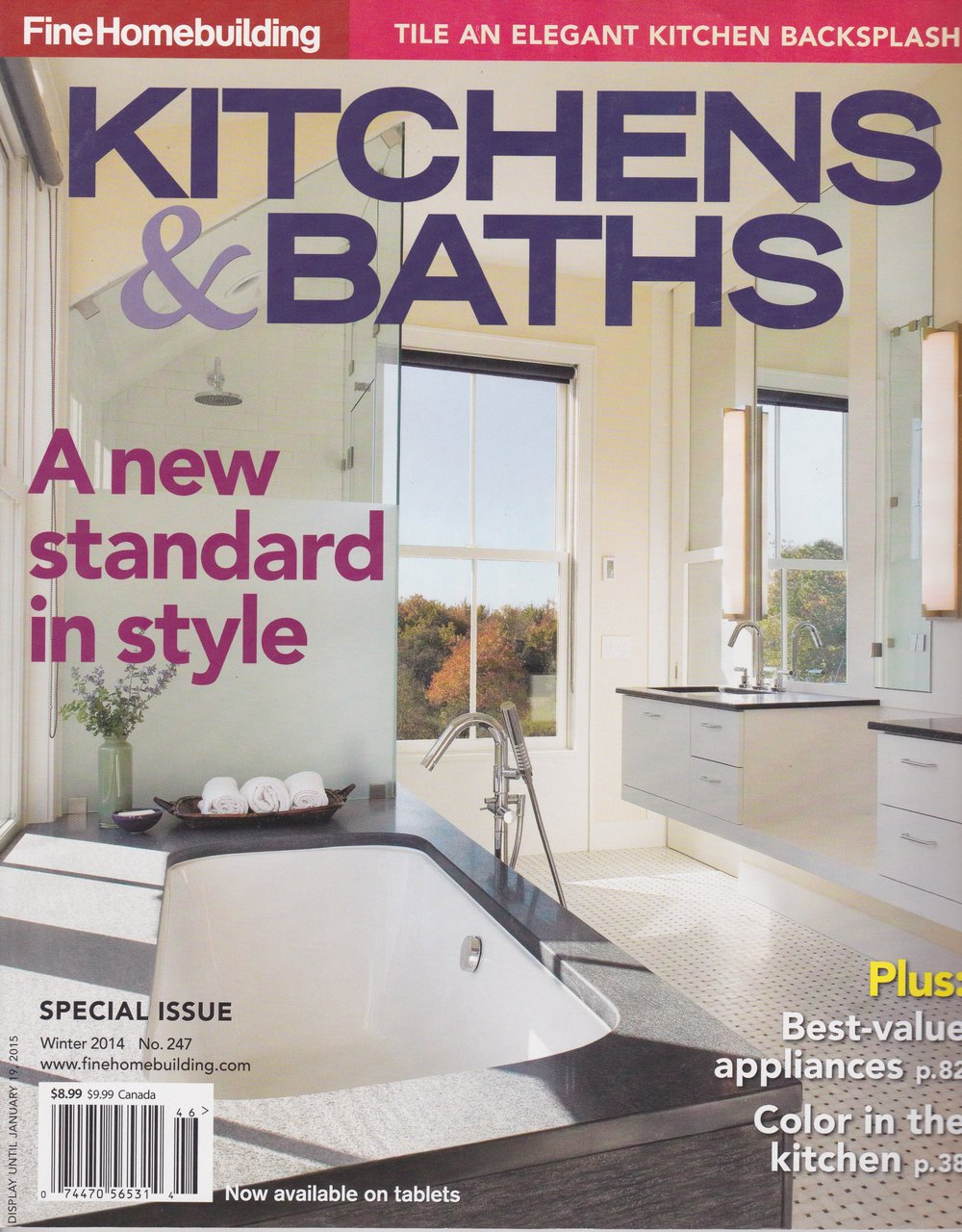 Kitchen & Baths   Winter 2014