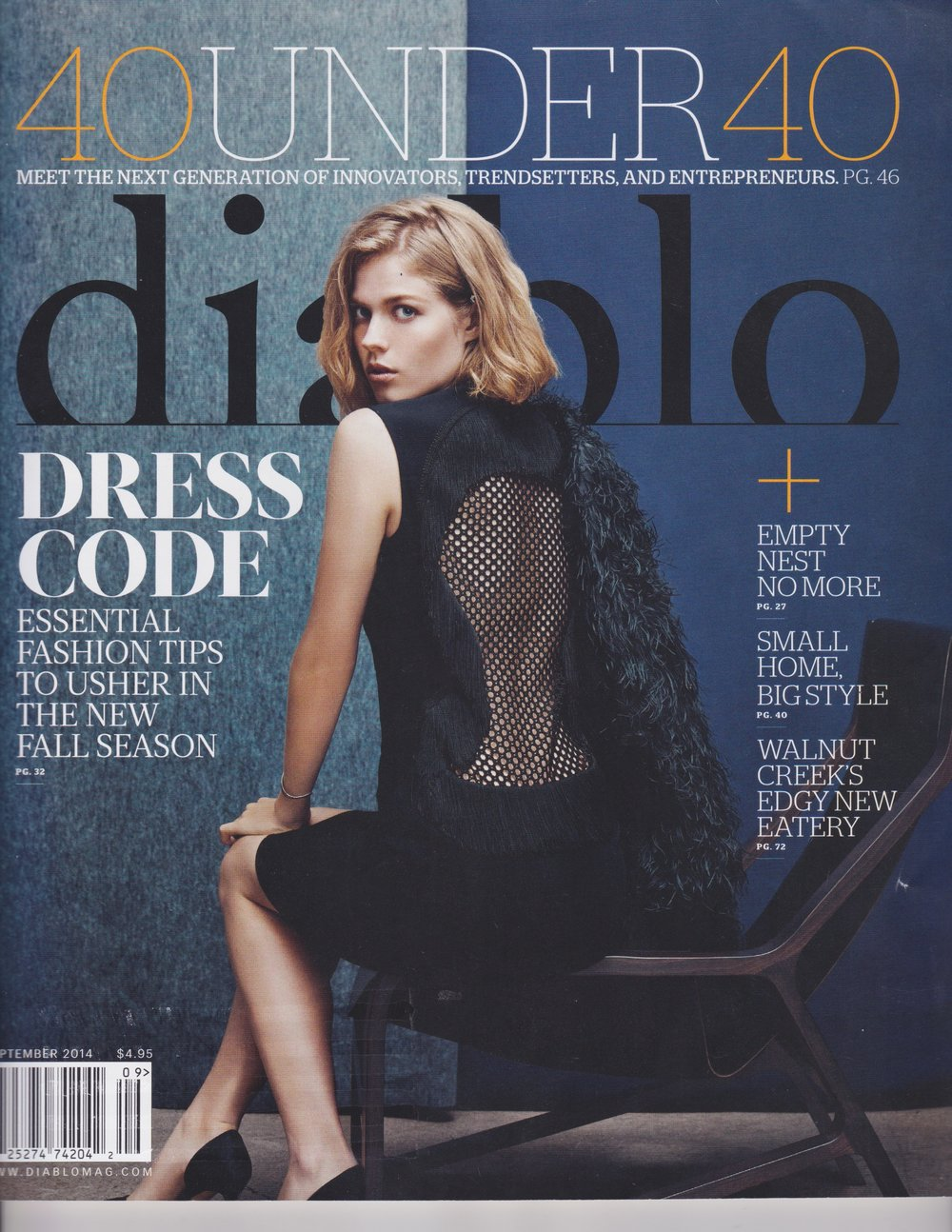 Diablo   Crockett Residence  September 2014