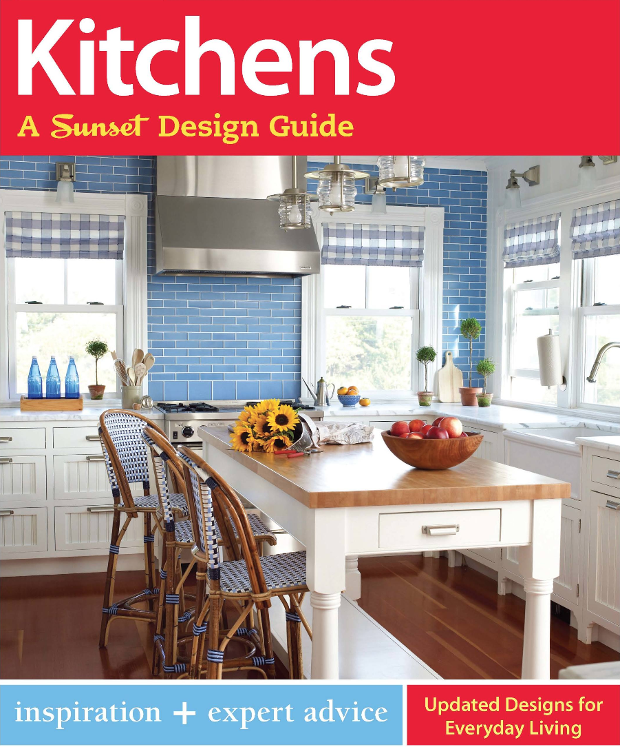 Kitchens A Sunset Design Guide   2013