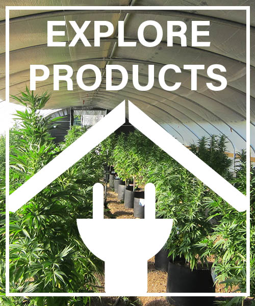 Auto Light Dep Greenhouses & Retrofit Kits