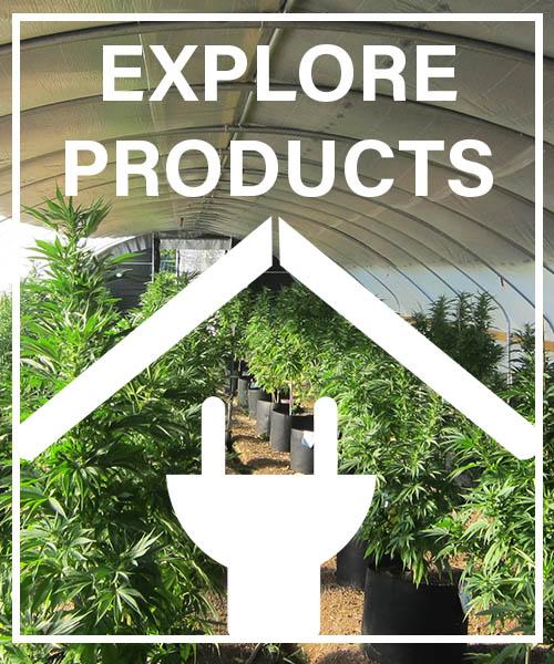 Auto Light Dep Greenhouses & Retrofit Kits