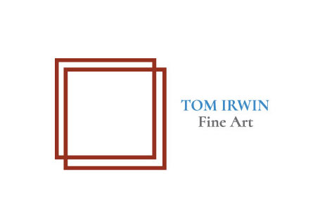 Client: Tom Irwin Fine Art   Beverly Hills Fine Art Dealer, Tom Irwin, has established himself over the past 25 years with high profile international collectors and works with acclaimed artists such as Father Bill Moore and Pan Qi Qun.  Creative Direction: CB Creative Agency Graphic Design: Begson