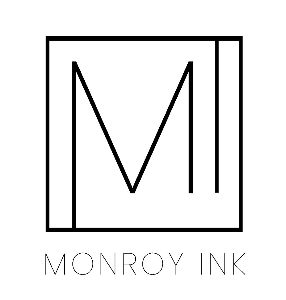 Costa Mesa based Tattoo Artist, Monroy Ink Graphic Design: Clarissa Butler