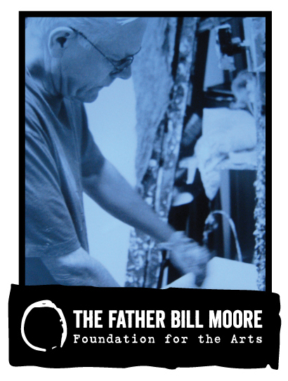 Client: Father Bill Moore Foundation for the Arts  The Father Bill Moore Foundation for the Arts is a 501(c)(3) non-profit organization focused on supporting emerging artists in Southern California.  Creative Direction: CB Creative Agency Graphic Design: Begson