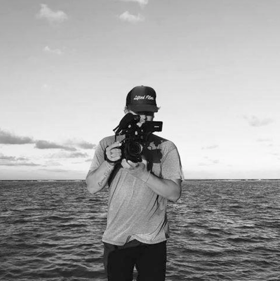 BAY COLTER JOHNSON - VISUAL STORYTELLER DIRECTOR   |    CINEMATOGRAPHER    |   FILMMAKER