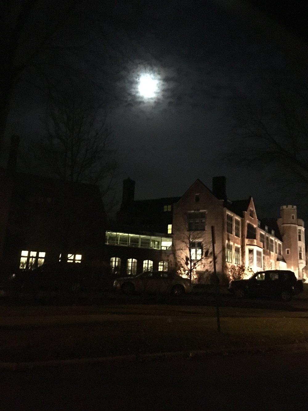 moon over school.JPG