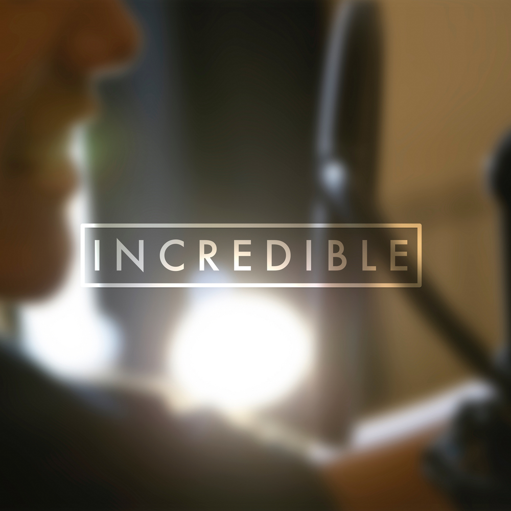 Kaptivated - Incredible Acoustic Single Cover Art Artwork