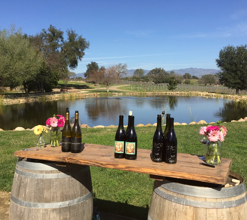 Limited Production Wines