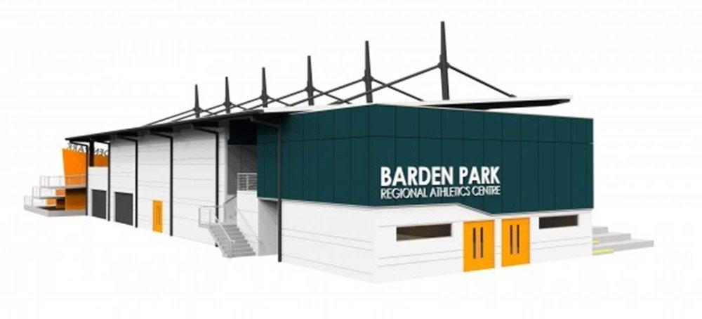 Barden Park Athletics Centre 1