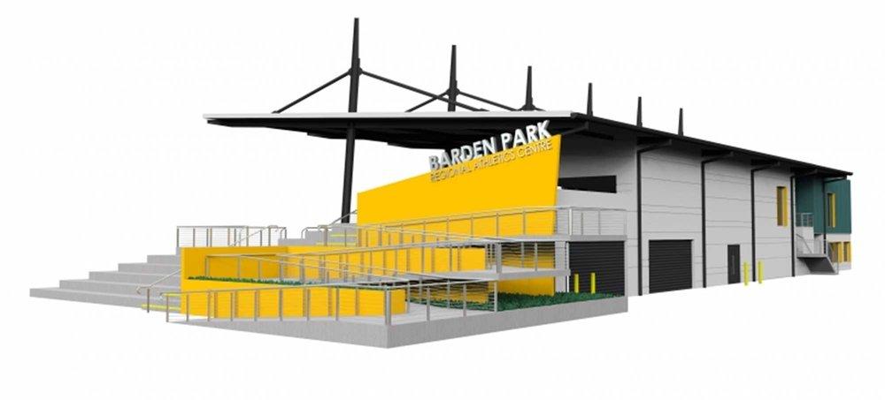 Barden Park Athletics Centre 2