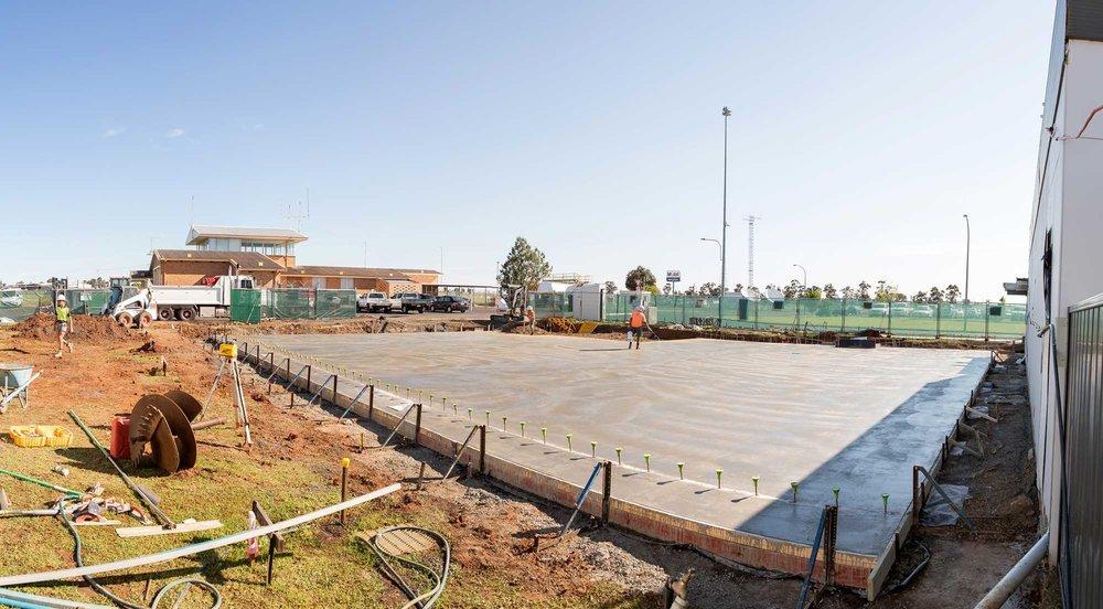 Dubbo Regional Airport Extension 7