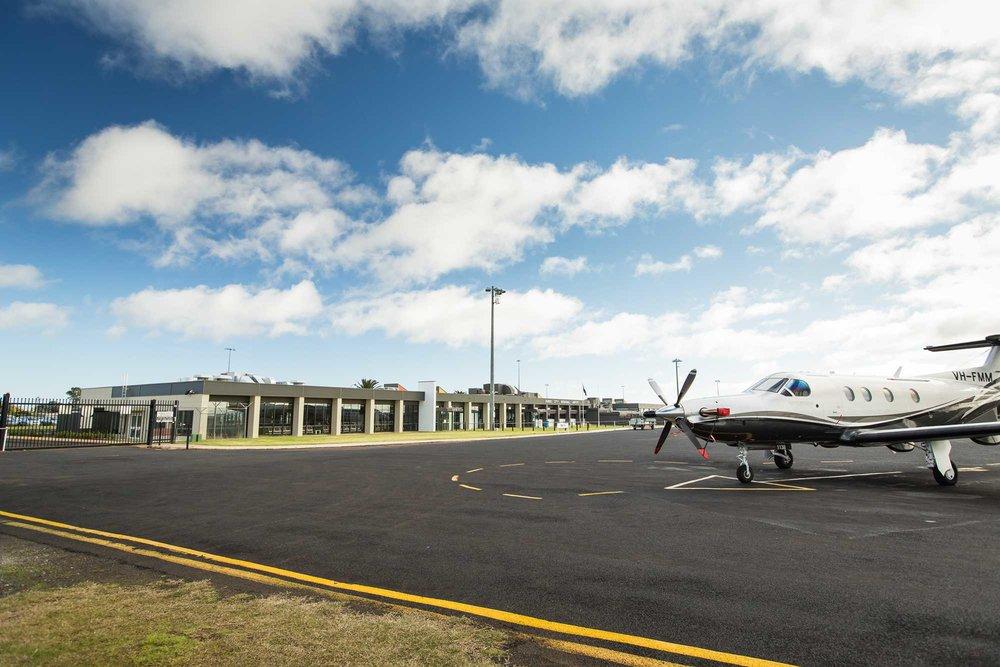 Dubbo Regional Airport Extension 1