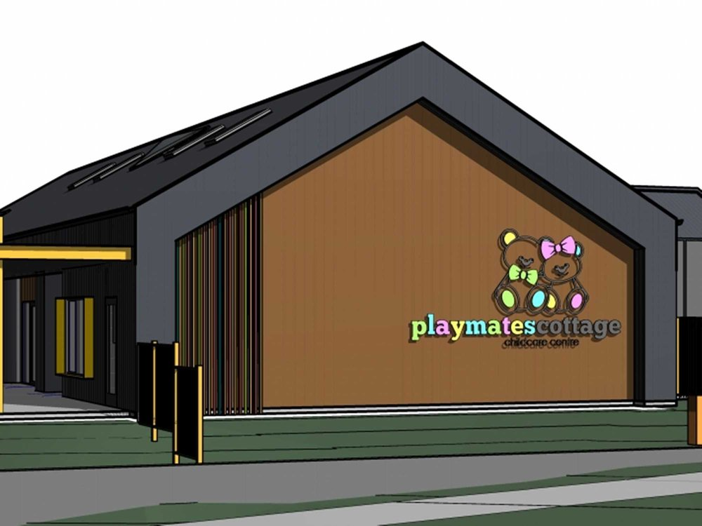 Playmates Cottage