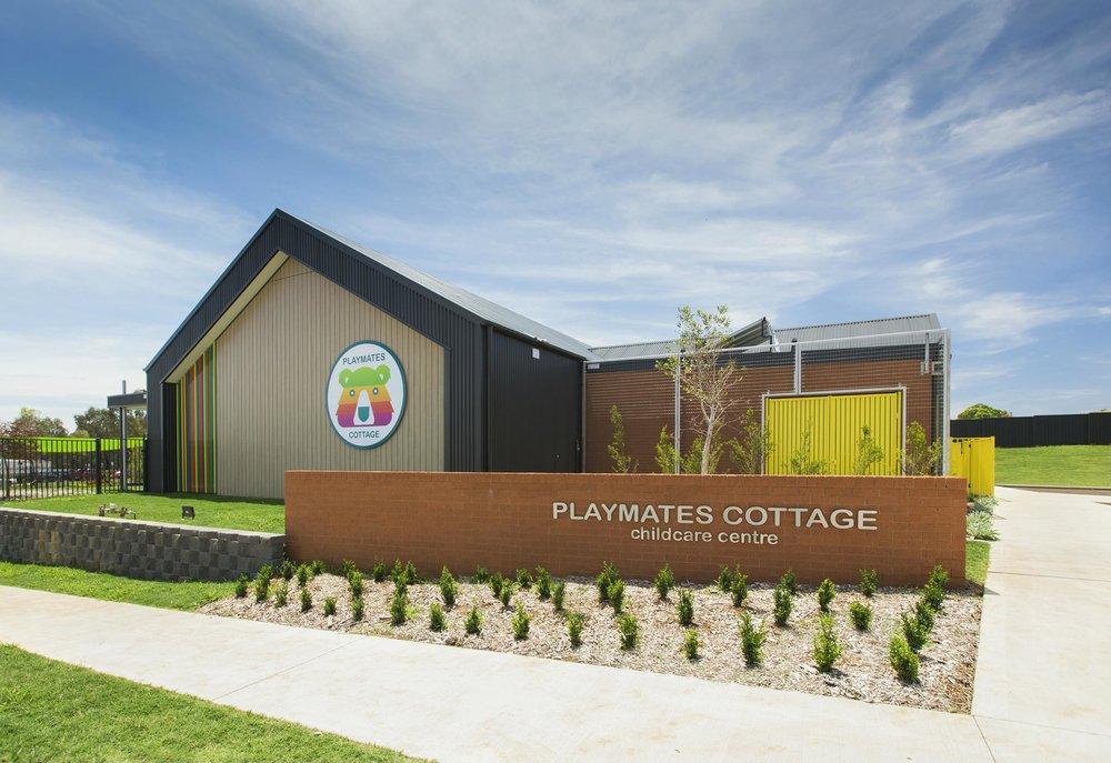Playmates Cottage