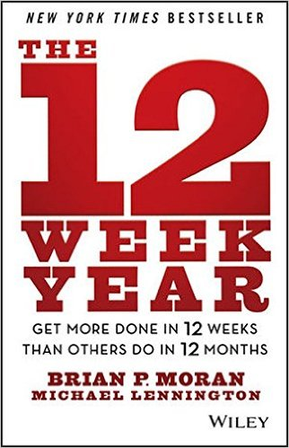 Brian P. Morgan's The 12 Week Year